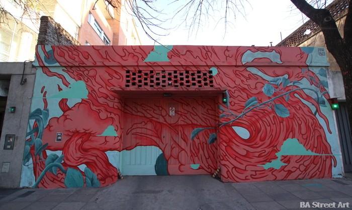 colegiales street art buenos aires BA murales buenosairesstreetart.com