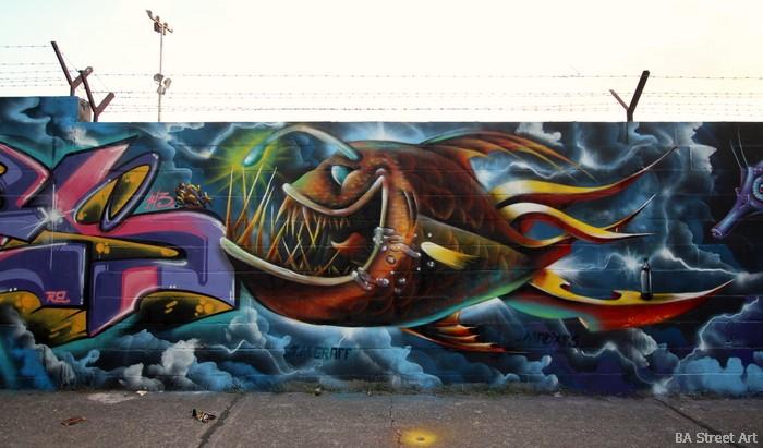 fish graffiti buenos aires madxis buenosairesstreetart.com
