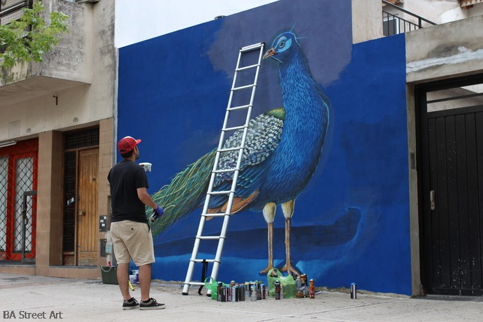 coghlan street art murales graffiti argentina buenos aires buenosairesstreetart.com