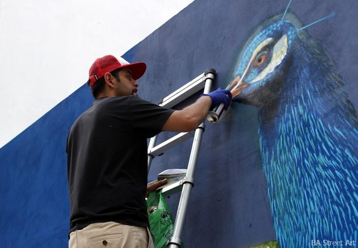 ren graffitiero chile mural coghlan street art buenos aires buenosairesstreetart.com