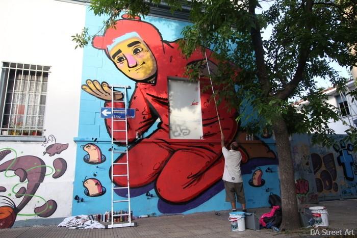 cof graffiti buenos aires hospital pirovano open house buenosairesstreetart.com