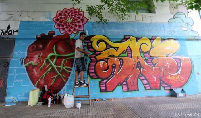 graffiti buenos aires coghlan arte urbano distrito murales sabiok grafitero buenosairesstreetart.com
