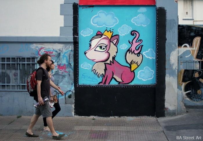 murales coghlan distrito de arte urbano dudu artista buenos aires graffiti buenosairesstreetart.com