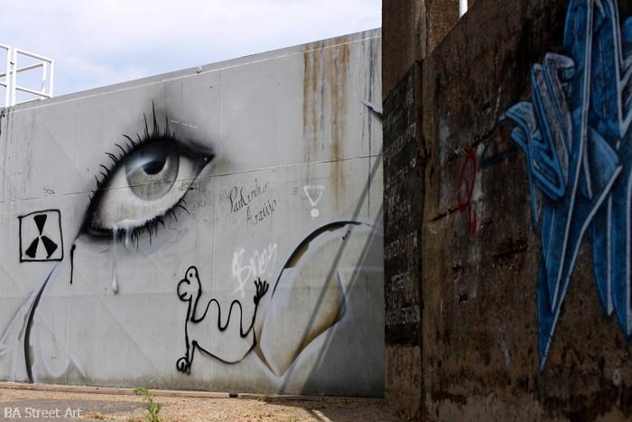 doel belgica grafiti pueblo abandonado buenosairesstreetart.com