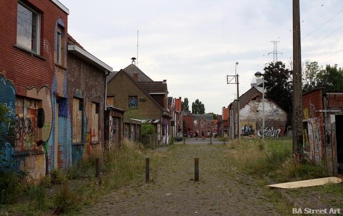 doel belgica pueblo abandonado