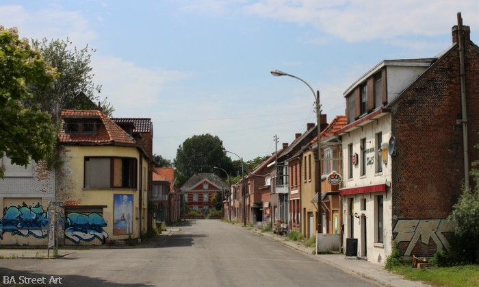 doel belgium abandoned village beveren graffiti buenosairesstreetart.com