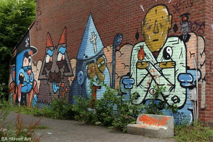 doel belgium antwerpen steet art