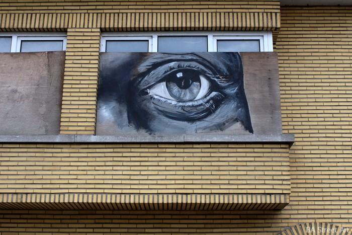 graffiti doel village street art belgium buenosairesstreetart.com