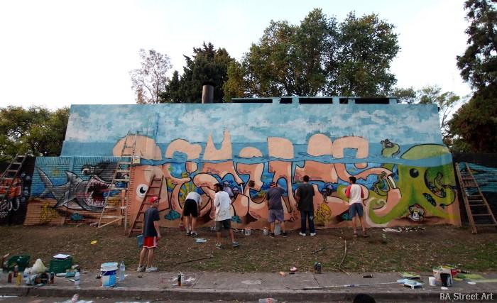 graffiti crew buenos aires buenosairesstreetart.com