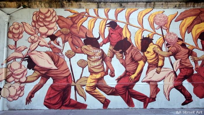 arte callejero buenos aires buenosairesstreetart.com animales