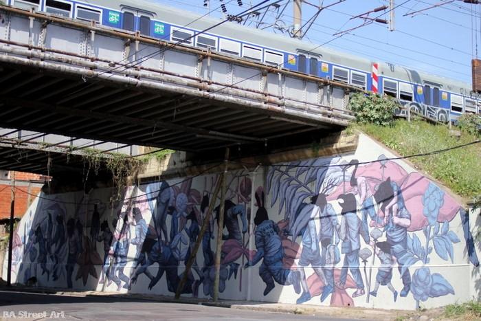 buenos aires graffiti puente arte callejero buenosairesstreetart.com