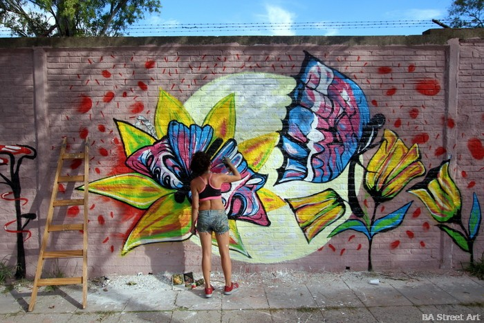 cuore artista buenos aires buenosairesstreetart.com muralista