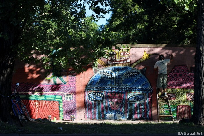 graffiti buenos aires malegria buenosairesstreetart.com