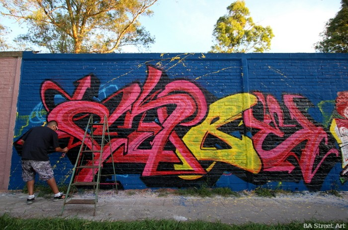 graffiti buenos aires cabe buenosairesstreetart.com