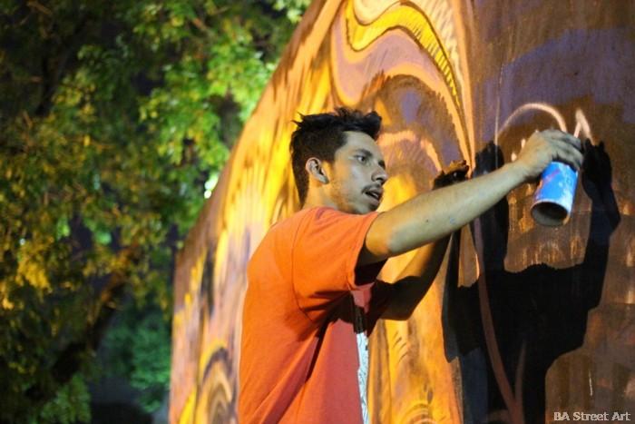 graffiti buenos aires nomada urbano artista street art buenosairesstreetart.com coghlan
