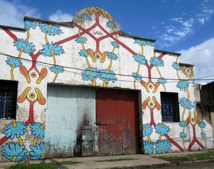 villa maciel mural gualicho buenos aires arte urbano