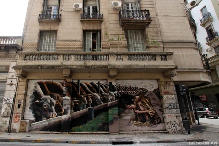 san telmo graffiti arte callejero buenos aires buenosairesstreetart.com