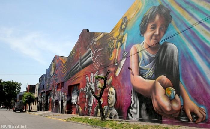 alfredo segatori mural buenos aires argentina record buenosairesstreetart.com