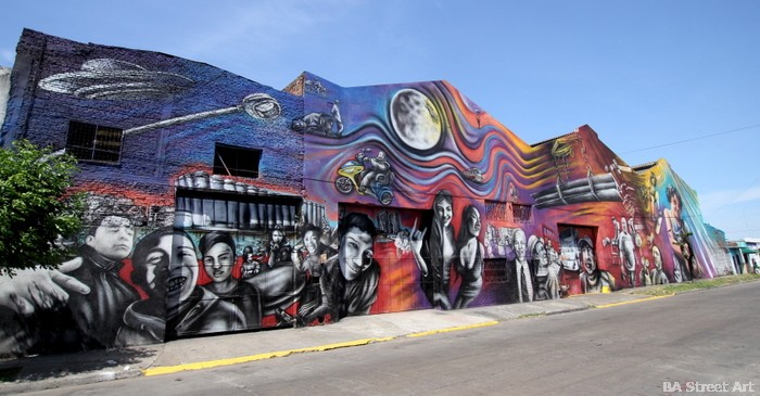 mural mas grande argentina buenos aires alfredo segatori buenosairesstreetart.com