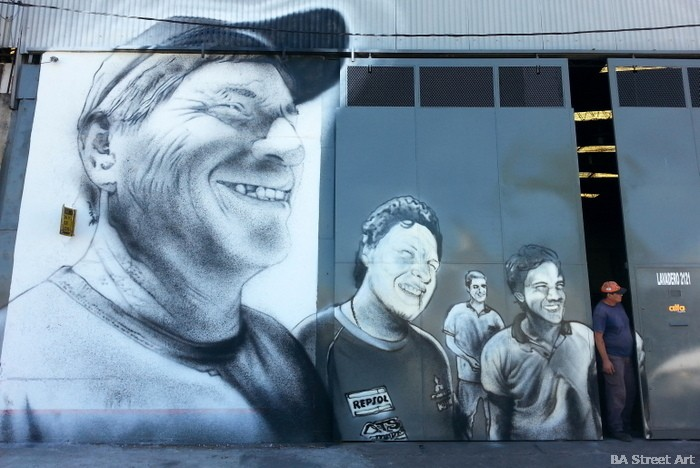 alfredo segatori muralist buenos aires arte callejero buenosairesstreetart.com