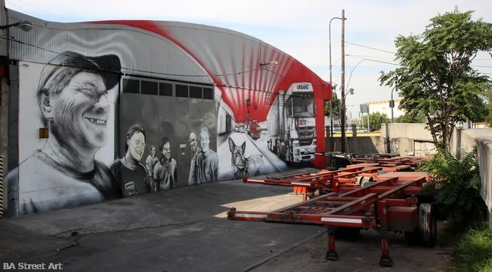 buenos aires urban art street alfa logistica buenosairesstreetart.com mural