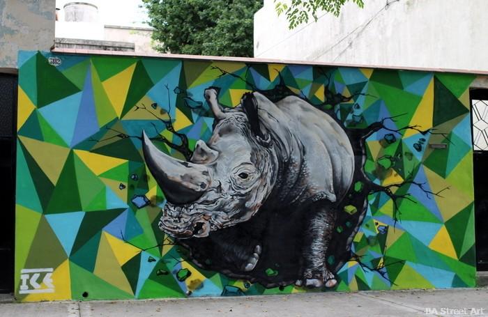 graffiti rhinoceros argentina arte urbano buenos aires buenosairesstreetart.com