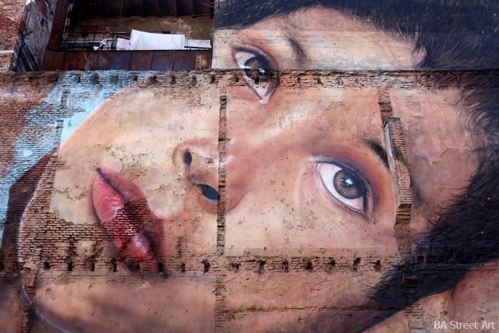 jorge rodriguez gerada artista buenos aires mural buenosairesstreetart.com san telmo arte urbano