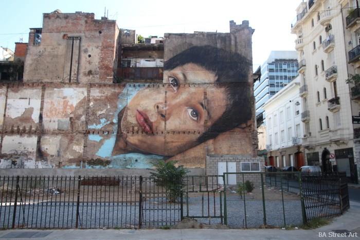 buenos aires graffiti tour san telmo mural jorge rodriguez-gerada buenosairesstreetart.com