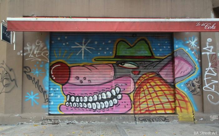 buenos aires graffiti sweettoof buenosairesstreetart.com