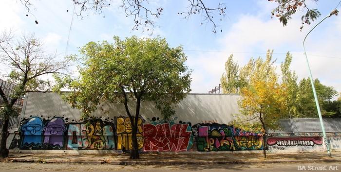 graffiti buenos aires borneo sweet toof perla mojos buenosairesstreetart.com