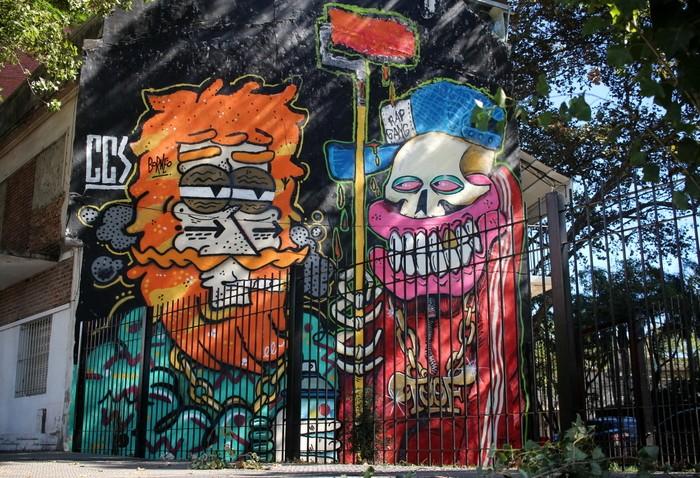 graffiti sweet toof argentina teeth borneo buenos aires buenosairesstreetart.com