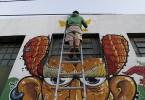 lujan arte urbano encuentro street art buenos aires buenosairesstretart.com adri godis