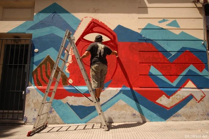 arte urbano buenos aires luxor artista buenosairesstreetart.com