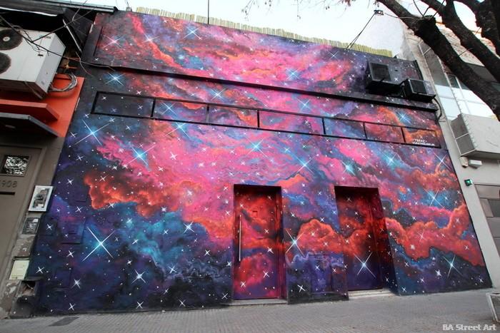 bares palermo hollywood buenos aires street art tekaz wall art buenosairesstreetart.com
