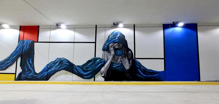 mondrian mural street art buenos aires miguel babjaczuk foto