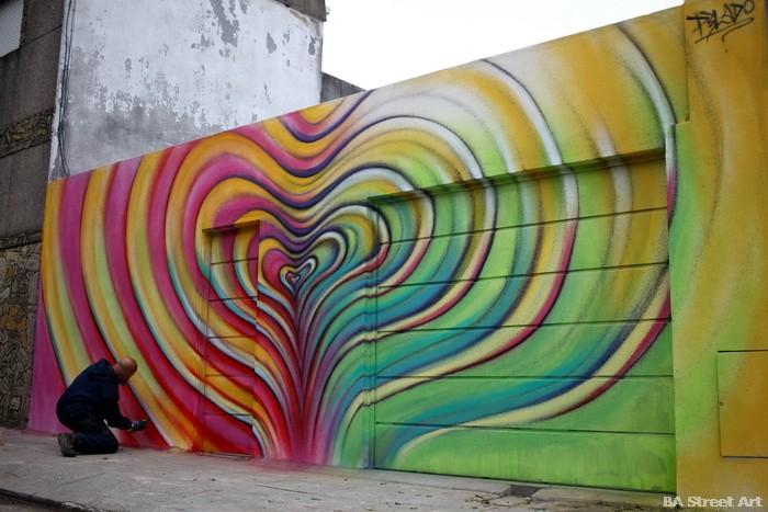 buenos aires graffiti coghlan murales argentina BA Street Art