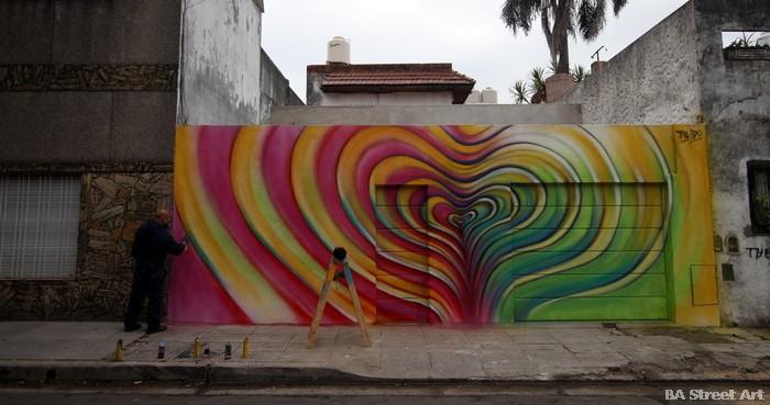 alfredo segatori muralista arte urbano grafiti buenos aires buenosairesstreetart.com