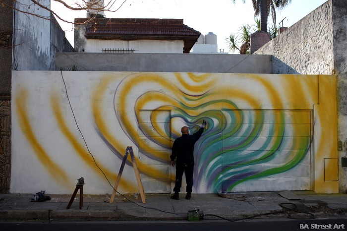 pelado muralista street art distrito de arte urbano coghlan