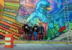 Miguel Babjaczuk Buenos Aires Street Art Tunel Caseros