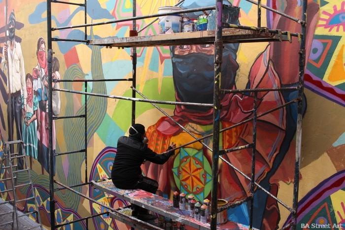 bs as murales quetzal palermo buenosairesstreetart.com