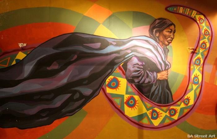 bs as murales quetzal palermo buenosairesstreetart.com guache el marian