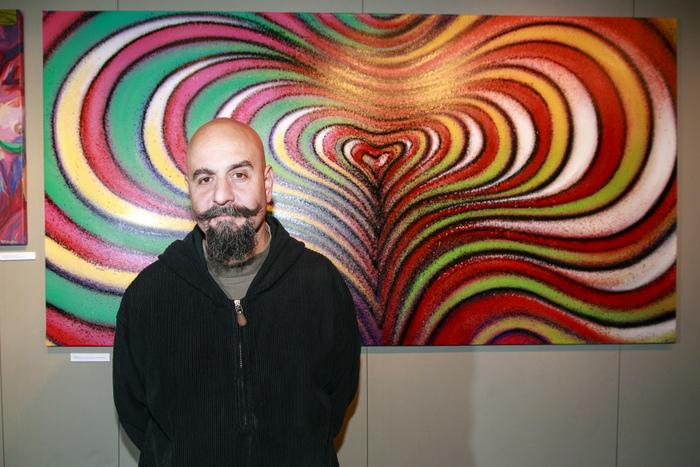 alfredo segatori artista paintings for sale vault gallery galeria espacio de arte palermo nicaragua 6002 buenos aires