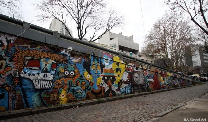 palermo street art buenos aires grito mab k2man piki graffiti argentina buenosairesstreetart.com