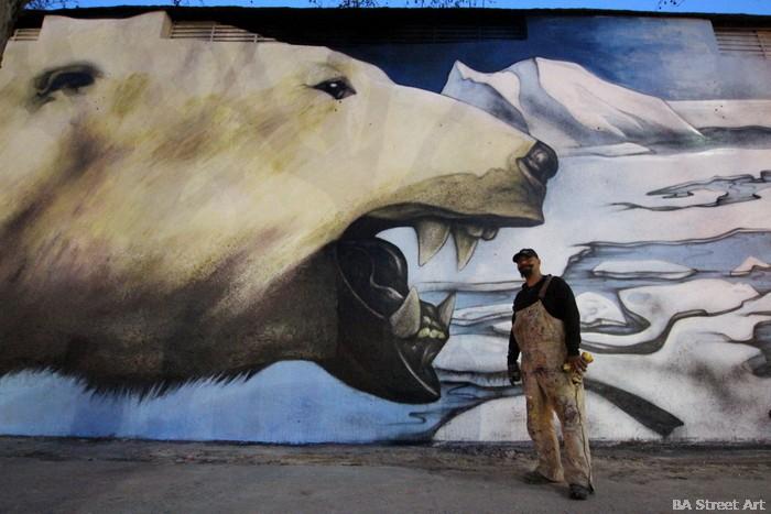 pelado artista muralista argentino buenos aires graffiti argentina buenosairesstreetart.com