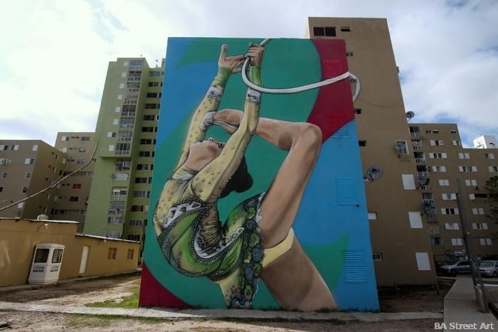 Pelado Alfredo Segatori mural buenos aires