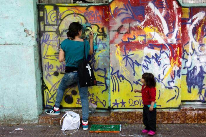 Alice Pasquini Buenos Aires jessica stewart argentina arte urbano