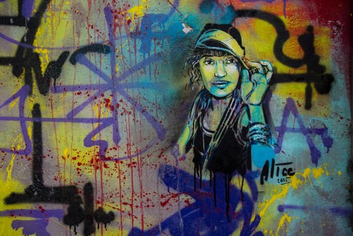 Alice Pasquini Buenos Aires argentina arte urbano estencil buenosairesstreetart.com
