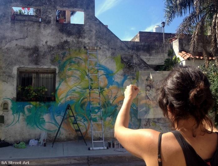 alice pasquini artist italy buenos aires argentina buenosairesstreetart.com