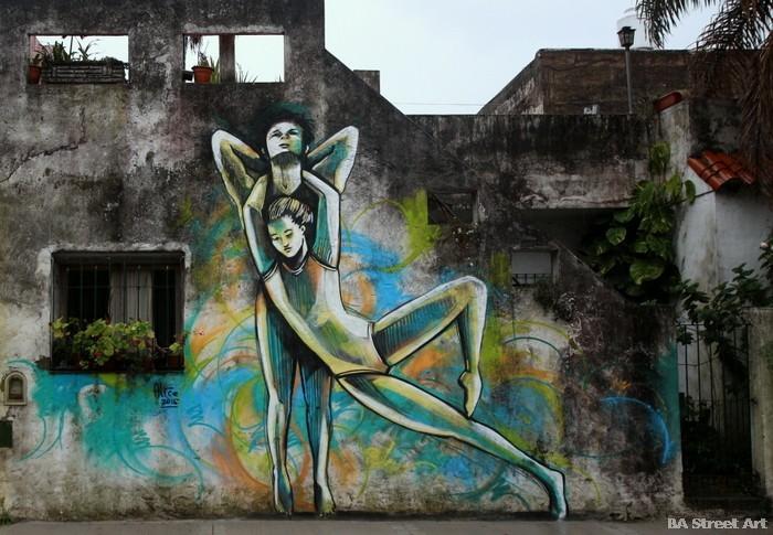 alice pasquini buenos aires BA Street Art urban art mural buenosairesstreetart.com