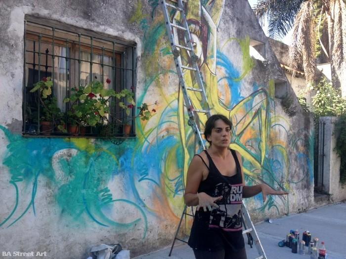 artist alice pasquini buenos aires argentina arte callejero buenosairesstreetart.com